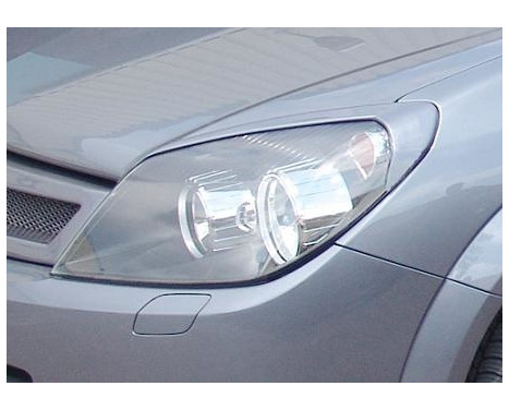 Headlight Spoilers Opel Astra H GTC 2005-2009 (ABS)