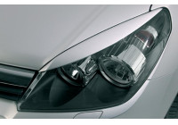 Headlight Spoilers Opel Astra H GTC / 5 doors (ABS)