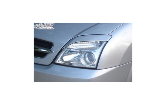 Headlight Spoilers Opel Vectra C 2002-2008 & Signum Excl. Facelift (ABS)