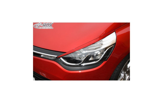 Headlight Spoilers Renault Clio IV 2012- (ABS)