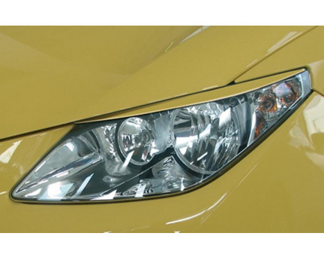 Headlight Spoilers Seat Ibiza 6J 3/5 doors 2008- (ABS)