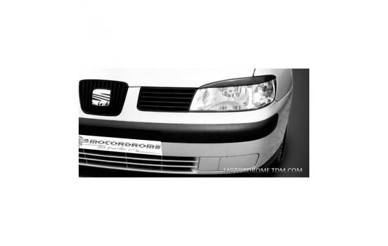 Headlight spoilers Seat Ibiza 6K2 1999-2002 (ABS)