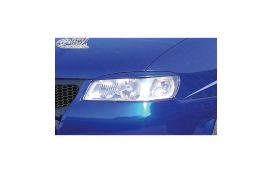 Headlight Spoilers Seat Ibiza 6K2 1999-2002 & Cordoba 1999-2003 (ABS)
