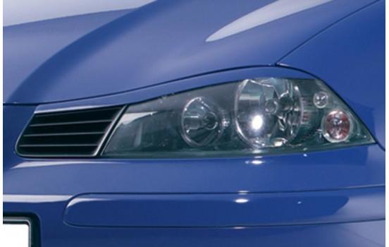 Headlight Spoilers Seat Ibiza / Cordoba 6L 2002-2008 (ABS)