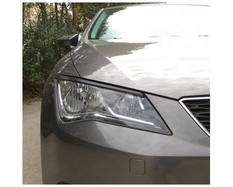 Headlight spoilers Seat Leon 5F 3/5-doors incl. ST 2013- (ABS)