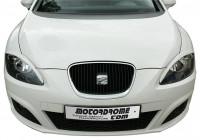 Headlight Spoilers Seat Leon / Altea / Toledo Facelift 2009-2012 (ABS)