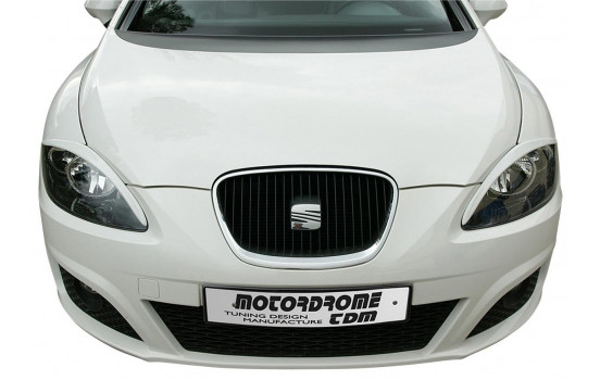Headlight Spoilers Seat Leon / Altea / Toledo Facelift 2009-2012 (ABS)