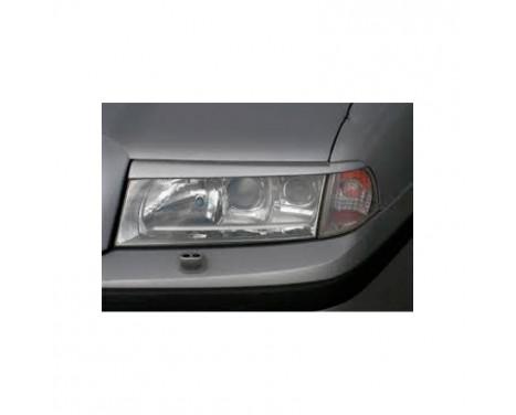 Headlight spoilers Skoda Octavia I 2000-2004 (ABS)