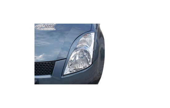Headlight Spoilers Suzuki Swift II 2005-2010 (ABS)