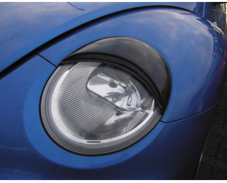 Headlight Spoilers Volkswagen Beetle 1997-2011 (ABS)