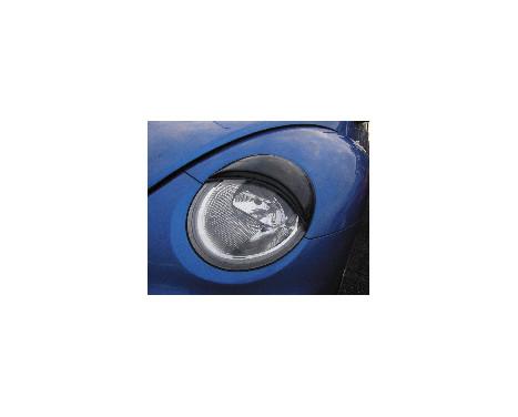 Headlight Spoilers Volkswagen Beetle 1997-2011 (ABS), Image 2