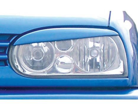 Headlight Spoilers Volkswagen Golf III (ABS)