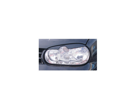 Headlight Spoilers Volkswagen Golf IV 1998-2003 (ABS), Image 2