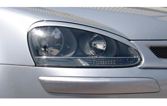 Headlight Spoilers Volkswagen Golf V 2003-2008 & Jetta 2005-2010 (ABS)