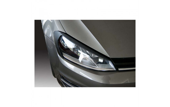 Headlight spoilers Volkswagen Golf VII 2012-2017 (ABS)