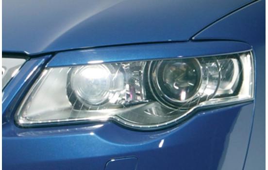 Headlight Spoilers Volkswagen Passat 3C 2005- (ABS)