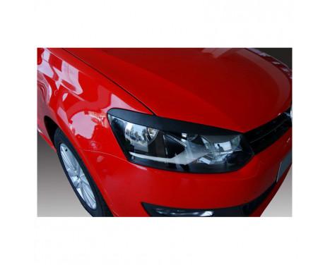 Headlight spoilers Volkswagen Polo 6R 2009-2014 (ABS)