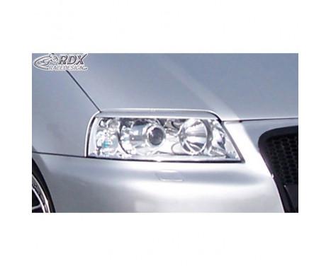 Headlight Spoilers Volkswagen Sharan 2000-2010 (ABS)