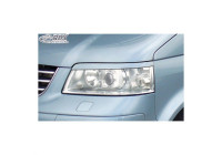 Headlight Spoilers Volkswagen T5 2003-2010 (ABS)