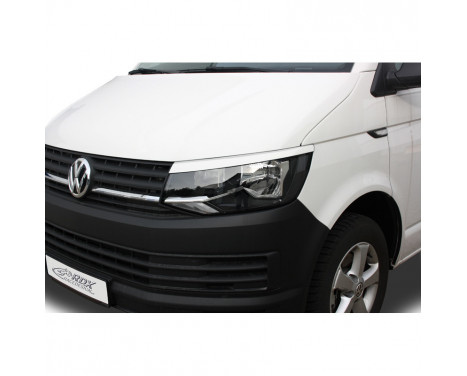 Headlight spoilers Volkswagen Transporter T6 2015- (ABS)