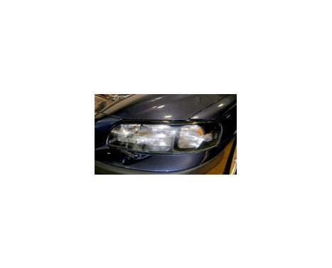 Headlight Spoilers Volvo S60 / V70 2000-2004 (ABS), Image 3