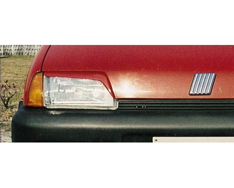 Lester Headlight Spoilers Fiat Cinquecento