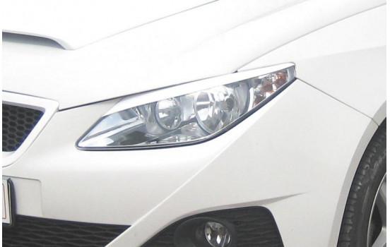 Lester Headlight Spoilers Seat Ibiza 6J 3/5-door 2008- (Excl.
