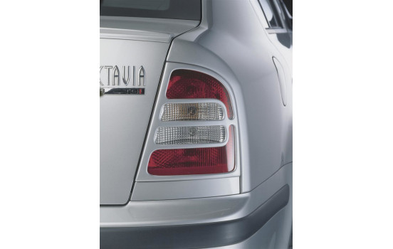 Tail Light Masks Skoda Octavia I Sedan 9 / 00- Incl. RS (ABS)