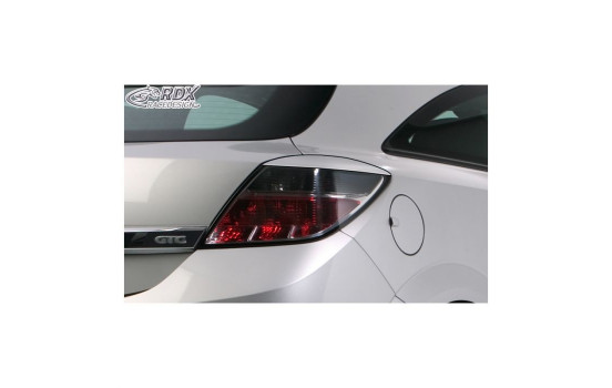 Tail Light spoilers Opel Astra H GTC 2005-2009 (ABS)