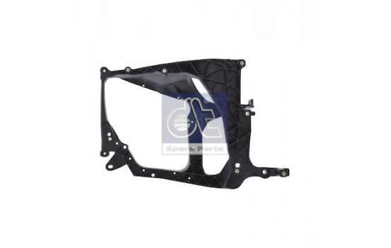 Frame, headlight