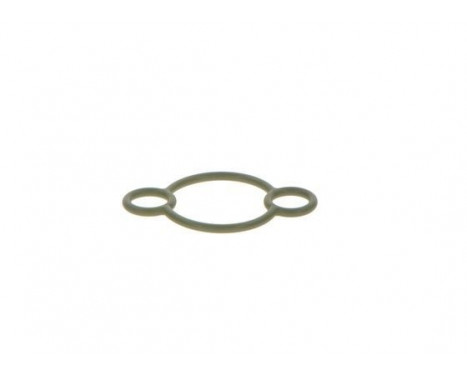 Seal, headlight frame