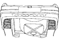 Body Floor, boot-/cargo area
