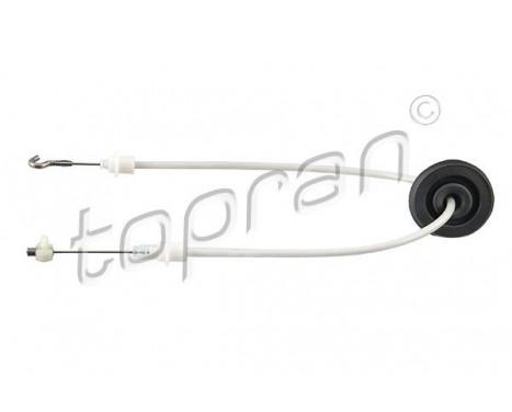 Cable, door release