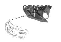 Montage Bracket, bumper 5403568 Van Wezel