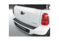 ABS Rear bumper protector Mini Countryman 2010- Black