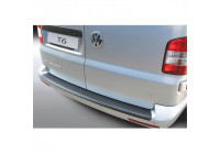 ABS Rear bumper protector suitable for Volkswagen Transporter T6 Caravelle / Multivan 9/2015