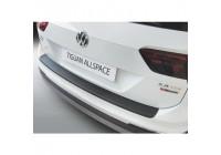 ABS Rear bumper protector Volkswagen Tiguan II Allspace 4x4 2018- Black