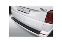 ABS Rear bumper protector Volkswagen Transporter T6 Caravelle / Multivan 9 / 2015- with tailgate