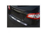 RVS Rear bumper protector Peugeot 508SW 2011- 'Ribs'