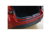 Universal Rubber rear bumper protector 6x100cm