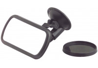 Mirror With Suction Cup Flexible Foot 114X55