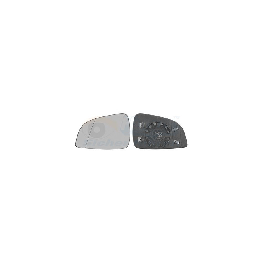 Equal Quality rs02014/ Glass Plate Left Rearview Mirror
