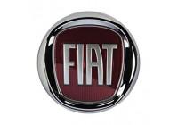 Fiat emblem front bumper