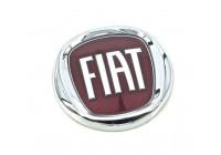 Fiat emblem front grille