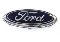 Ford emblem front grille