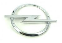 Opel emblem tailgate