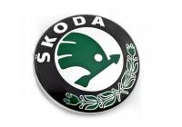 Skoda Badge Tailgate