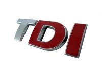 Volkswagen TDI emblem