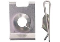 Speednut 4.8mm OEM: 07129925712 galvanized - 20 pieces