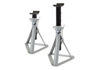 Axle support set 2000kg TuV / GS